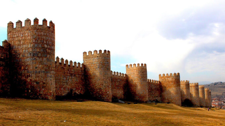 Historia de las murallas de Ávila