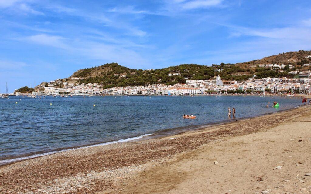 Playa de Port de la Selva