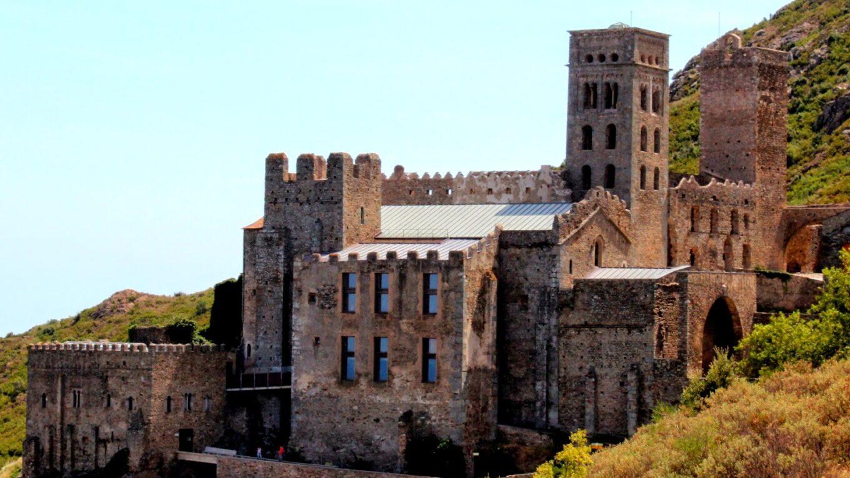 Qué ver en el monasterio de Sant Pere de Rodes