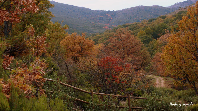 Rutas por la Hiruela Sierra Madrid