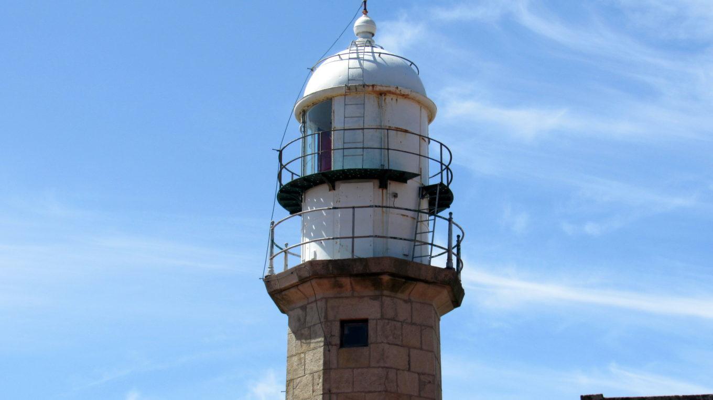 Faro de Lariño. Carnota (La Coruña)