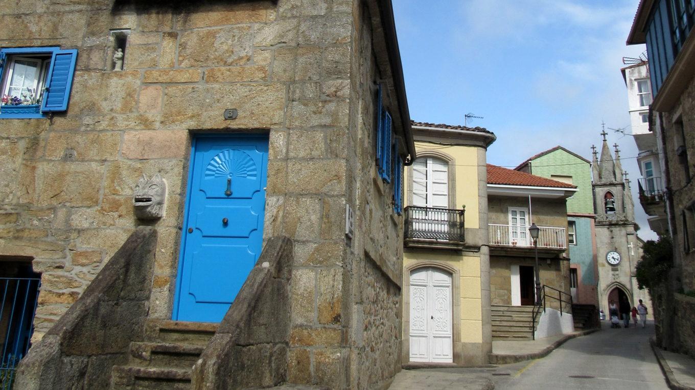 Corcubión. Costa de la Muerte (La Coruña) Galicia