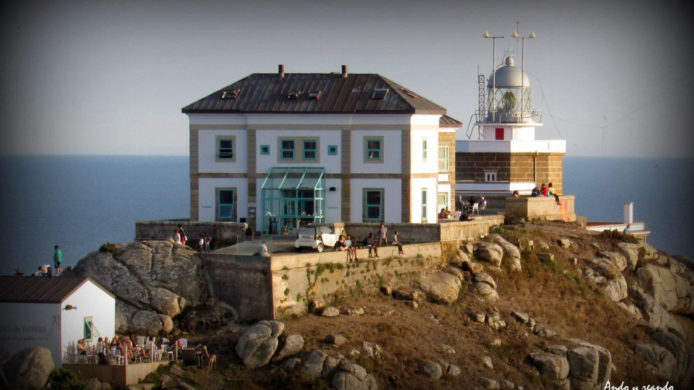 Faro de Finisterre (La Coruña