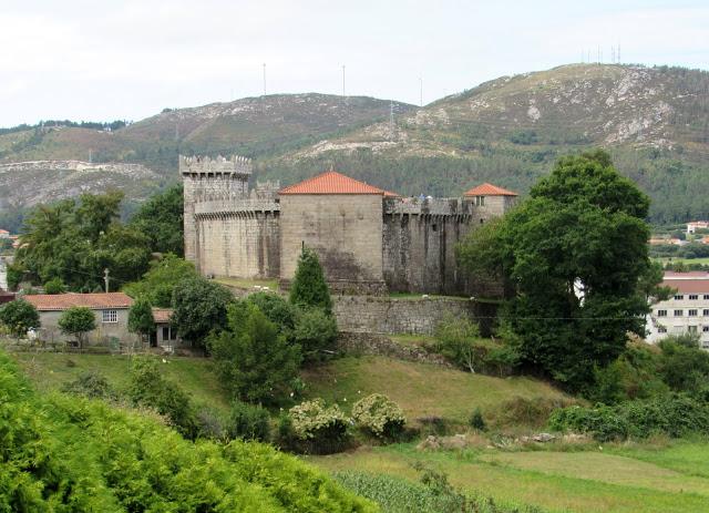 Castillo de Vimianzo (La Coruña)