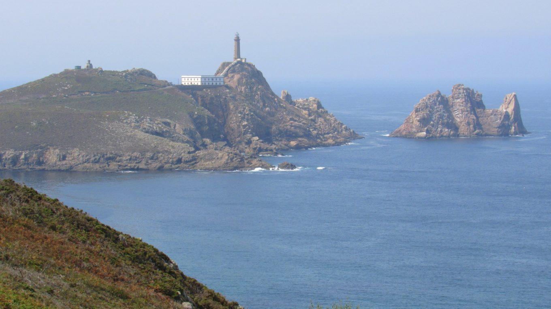 Faro de Muxía. Costa de la Muerte (La Coruña)