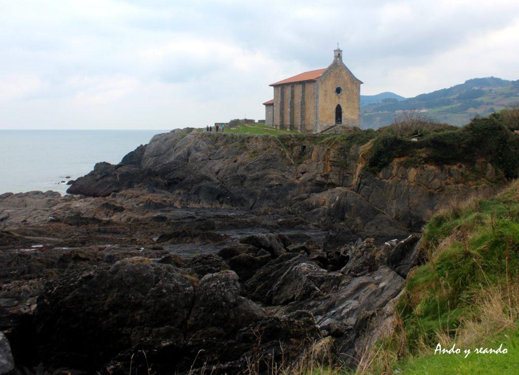 Ermita de Sta. Catalina. Mundaka