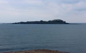 Isla de Ízaro. Mundaka