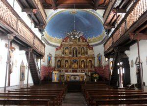 Iglesia de Ainhoa. País Vasco Francés