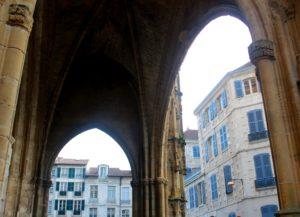 Barrio Le Grand Bayonne. Bayona. País Vasco-Francés