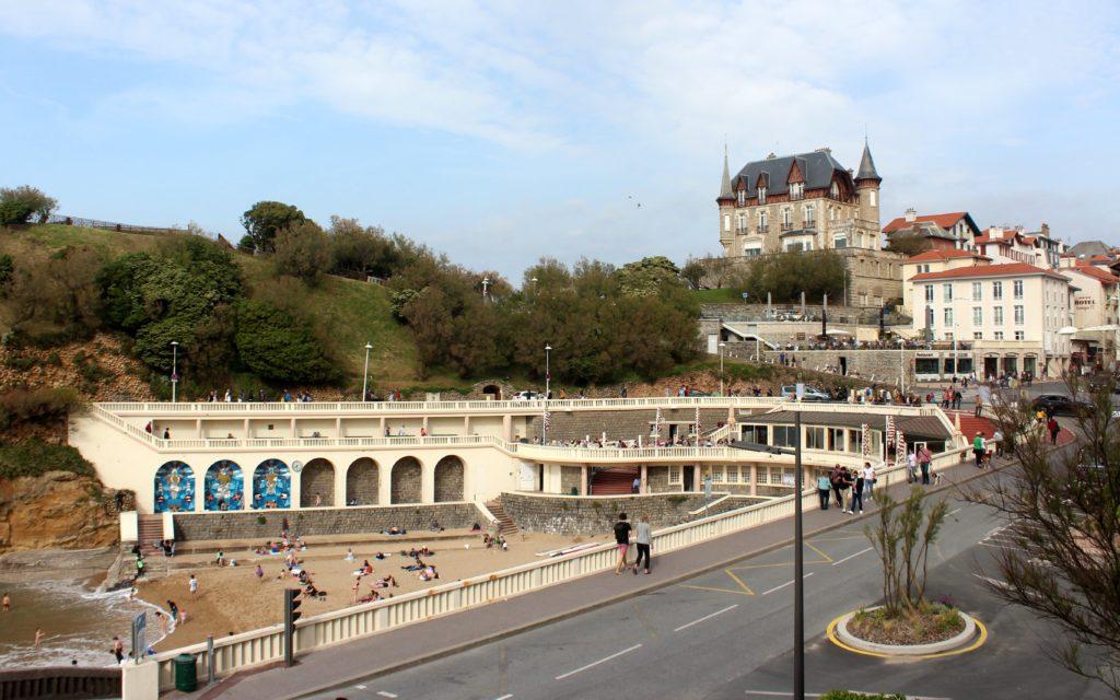 Puerto Viejo de Biarritz