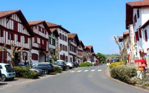 Calle principal de Ainhoa