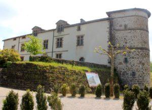 Castillo barones de Espelette