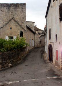 El precioso pueblo de Sauvaterre de Bèarn. Pais Vasco Francés