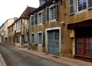 Calles de Sauvaterre de Bèarn