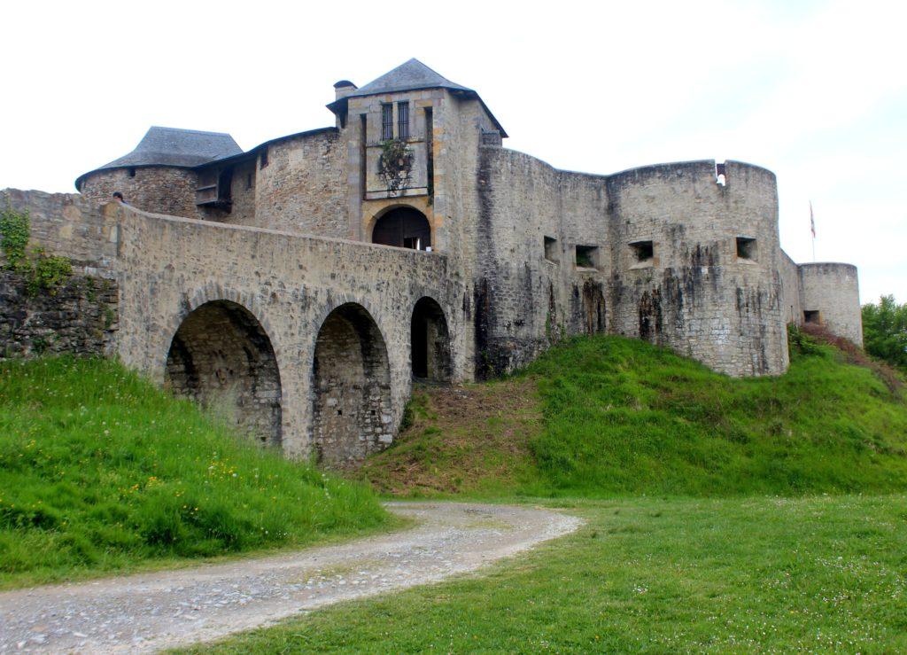 Castillo de Mauléon