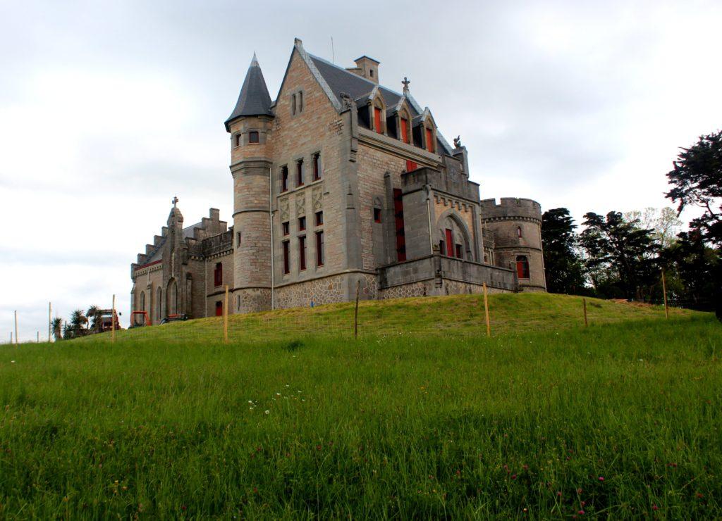 Castillo Abbadia. Hendaya