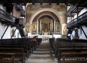 Iglesia San Martín. Sare
