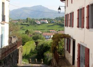 Sare, de los pueblos más bonitos de Francia