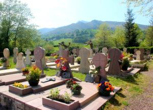 Cementerio nuevo de Sare