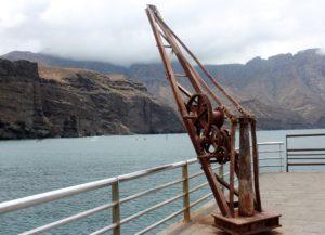 Antiguo puerto del Puerto de las Nieves. Gran Canaria