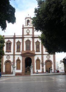 Iglesia de Agaete