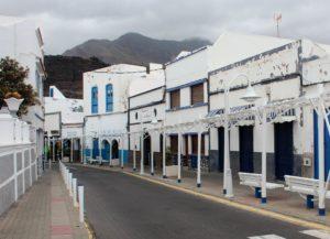Casas del Puerto de las Nieves