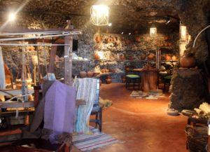 Casa cuevas de Artenara