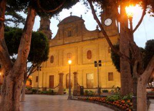 Iglesia de Santiago de los Caballeros. Gáldar