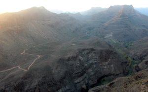 Barranco de Fataga. Gran Canaria