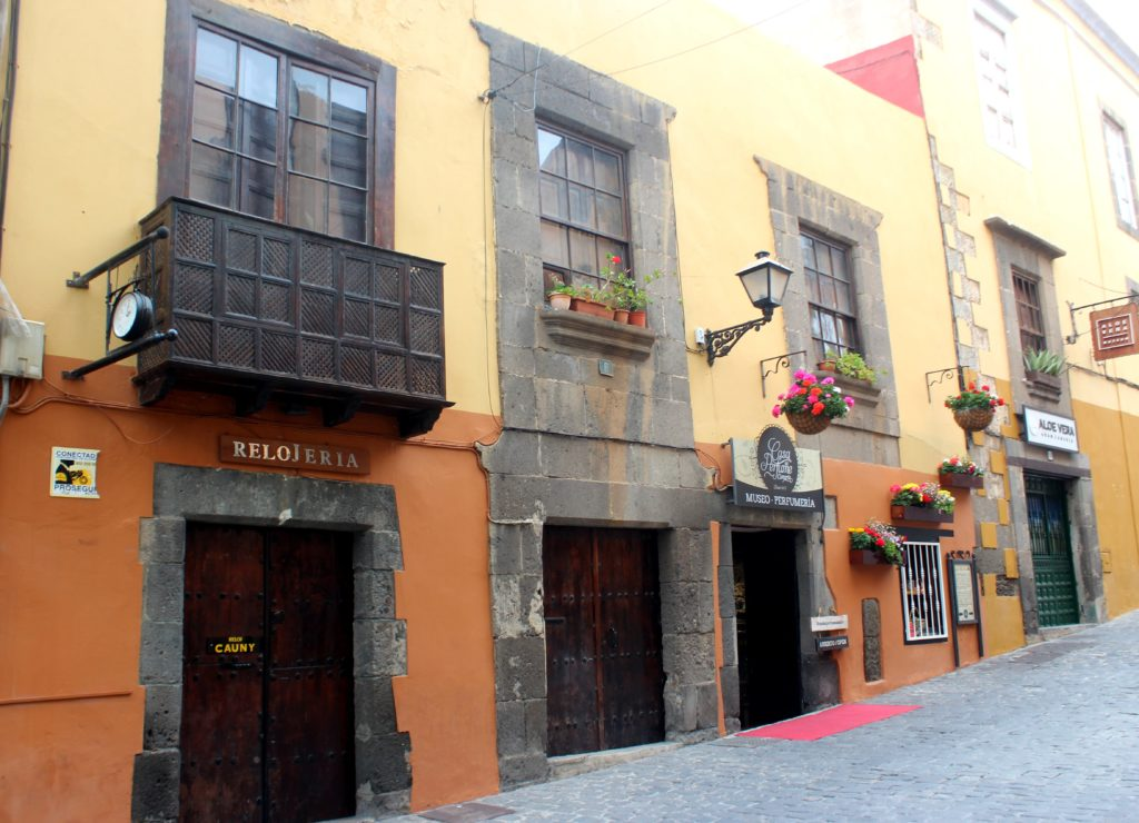 Barrio de Vegueta. Las Palmas
