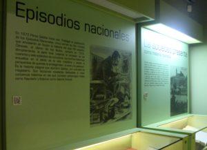 Casa museo de Benito Pérez Galdós