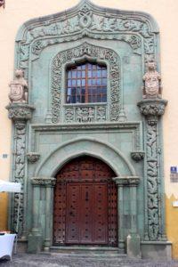 Casa de Colón. Las Palmas de Gran Canaria