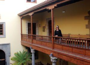 Casa de Colón. Las Palmas