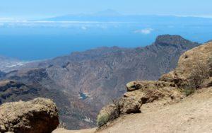 El Teide desde el Roque de Nublo