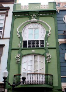 Barrio de Triana. Las Palmas de Gran Canaria