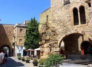 Plaza del Pallol en Tarragona