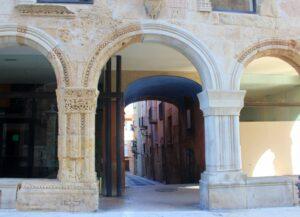 Antiguo Hospital de Santa Tecla en Tarragona