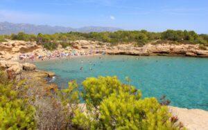Las mejores calas de Tarragona
