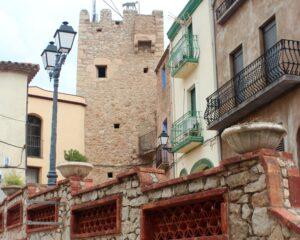 Torre de Pradit en Tarragona