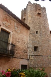 Torre de Pradit. Tarragona