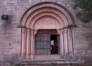 Iglesia románica de Ciurana