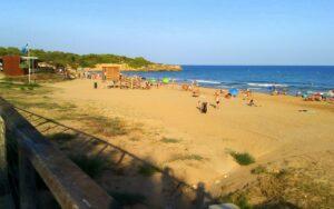 Cala Romana. Las mejores playas de Tarragona