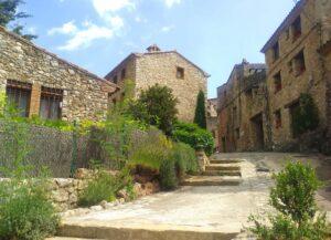 Farena, pueblo de Tarragona