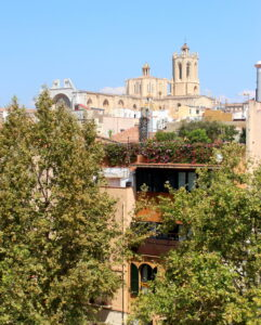 Barrio medieval de Tarragona