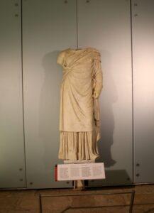 Escultura romana en Tarragona