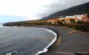 Playa de Caleta de Interián en Garchico