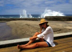 Playa de Bajamar en Tenerife