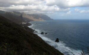 Ruta por la costa norte de Tenerife