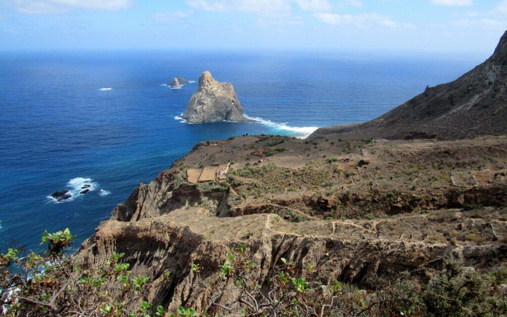 Roque de Dentro y Roque de Fuera