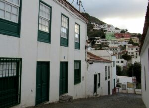 Calle de Taganana